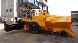 Kesar Road Paver Machine, Capacity: 150 To 200 Tons/Hour