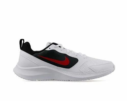 diseño moderno precios grandiosos pulcro Men Nike Todos Running Crossfit Man White Shoes, Bq3198101, Rs 3995 /pair    ID: 21300119433