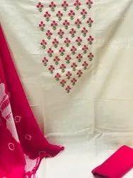 Printed Ladies Dress Material