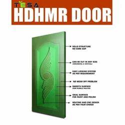 Action Tesa Wood HDHMR Door, Thickness: 32 mm