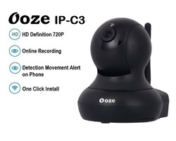 Ooze IP-C3 Wireless Security Camera