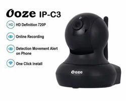 Ooze IP-C3 Wireless Security Camera