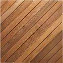 Wooden Deck Flooring