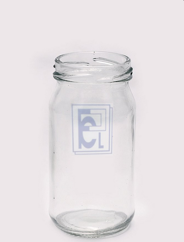 Pickle Jars And Bottles - Eagle 200 Grm Round Pickle Jar