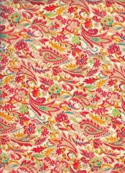 Floral Printed Dress Fabric