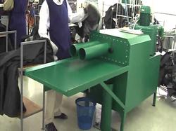 Trouser Reversing  Machine
