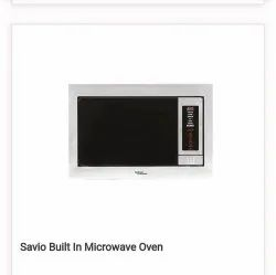 Kitchen Appliances In-Built Microwave And Ovens