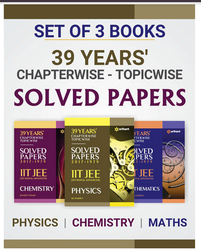 Solved Papers IIT JEE Mathematics Chemistry Physics