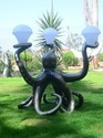 Octopus Shaped- Indoor And Outdoor LED Lamp