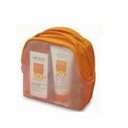 Orange Polyvinyl Chloride Bags