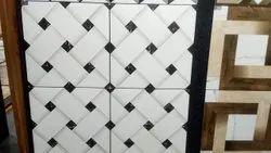 3D White Porcelain Tiles