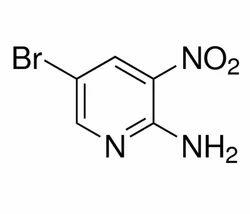 2- Amino-5-Bromo-3-Nitropyridine 97%