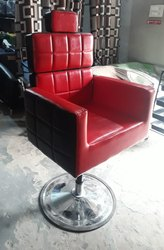 Semi Hydraulic Salon Chair for Professional, Model Name/Number: IM 5