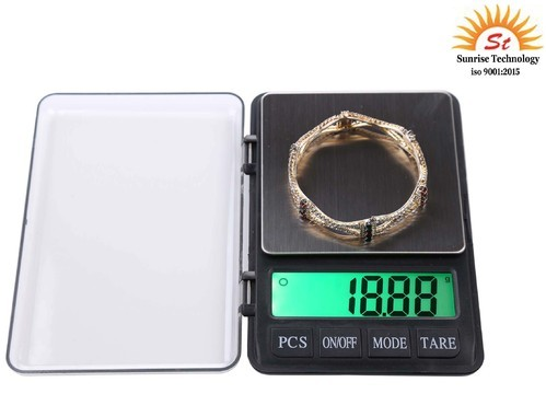 Digital Pocket Scale MH-999 -600gm*10mg
