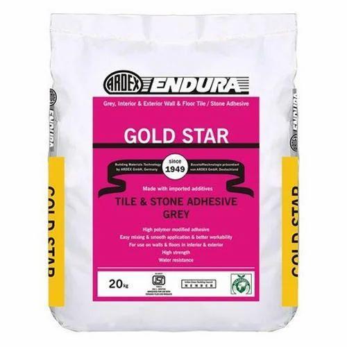 Ardex Endura Gold Star Tile Adhesive At Rs 710 Bag Ardex Endura