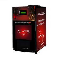 Atlantis Cafe Plus 3 Lane Hot Beverage Vending Machine