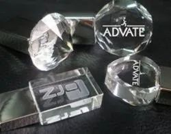 Crystal USB Pendrives