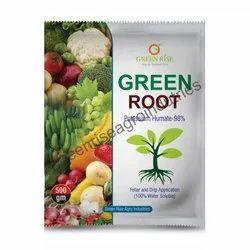 Green Root Potassium Humate Powder