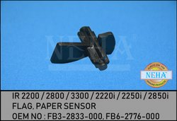 Ir 2200 / 2800 / 3300 / 2220i / 2250i / 2850i Flag, Paper Sensor