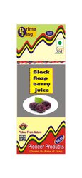 Black Rasp Berry Juice