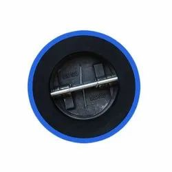 Dual Plate Check Valve - (Full Rubber)