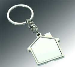 Stainless Steel Keychain