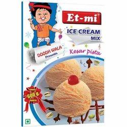 600 g Kesar Pista Instant Ice Cream Mix