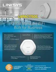 White LINKSYS - LAPAC 1750 - Wifi Access Point