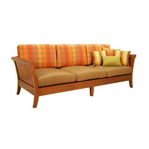 Teak Living Room Furniture: Teak Wood Living Room Sofa, Living Room Sofa