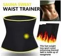 Women's Hot Sweat Neoprene Shapers Slimming Belt Waist Trainer Cincher for Weight Loss