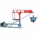 Monkey Hoist Lift Machine