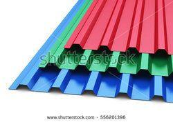 Ppgi Corrugated Sheet In Ahmedabad Gujarat Get Latest