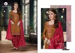 Kalarang Shagun Vol 3 Fancy Suit