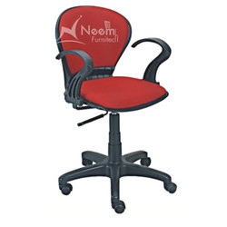 NF-146 Low Back Red Office Chair