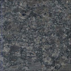 Steel Grey Dark Granite Slab