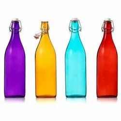 Air Tight 1000 Ml Swing Top Water Bottle