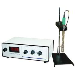 Digital pH Meter Table