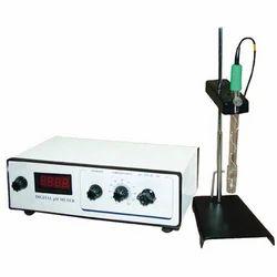 Digital pH Meter Table
