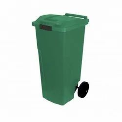 Portable FRP Dustbins