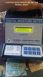 Cotton seed Digital Moisture Meter DMA5