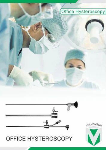 Laparoscopy Gynecology Instruments Volksmann Office