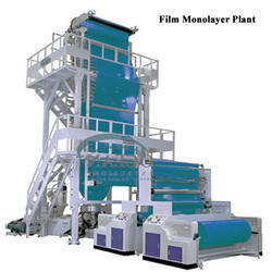 PP Single Dia Blow Film Plant