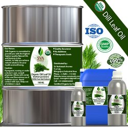 Organic Dill Leaf Oil