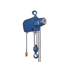 High Speed Electric Chain Hoist