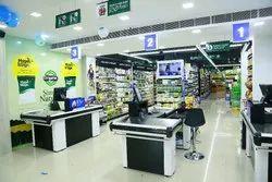 Store Billing Desk