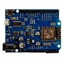 WeMos D1 WiFi UNO ESP-12E Based ESP8266 Shield For Arduino Compatible