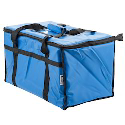 Iqra Blue Hot & Cold Delivery Bag
