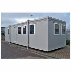 MS Modular Portable Office Cabin