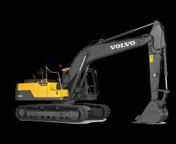 Volvo EC210D Crawler Excavator, 21 ton, 167 hp