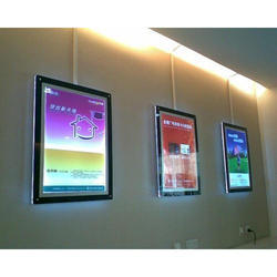 Acrylic LED Sandwich / Crystal Frames